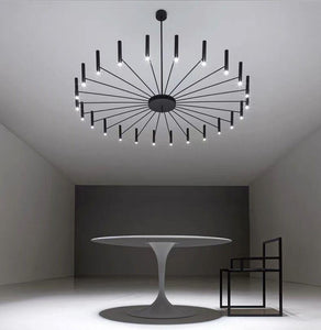 Circular Array Chandelier Lighting