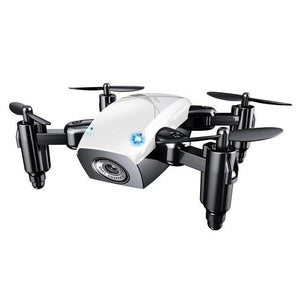 S9HW Remote Controlled Mini Quad-copter Drone (HD Camera, WiFi)-Toy-white no camera / China-Khadiza Electricals