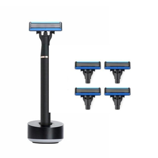 Xiaomi H600 Stand Trimmer Shaver & Foam Blades-Funny But Useful-set add 4 heads / China-Khadiza Electricals
