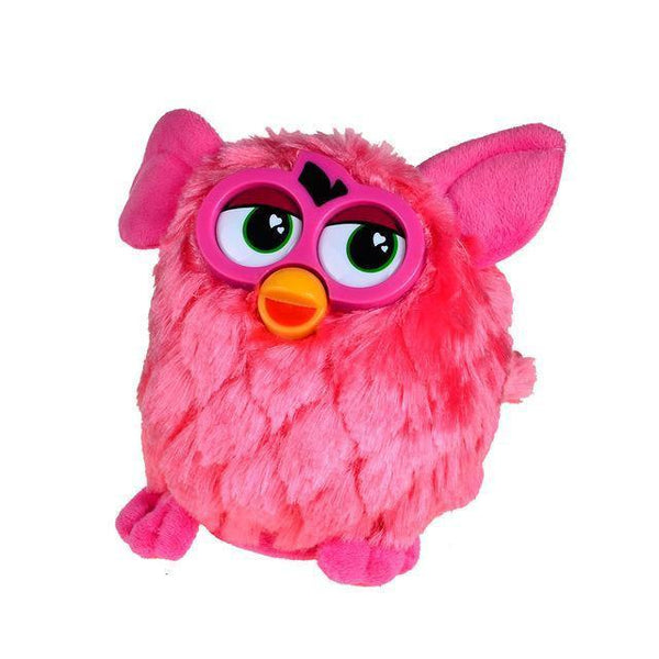 Talking Plush Phoebe Owl(17 CM)-Toy-pink-Khadiza Electricals