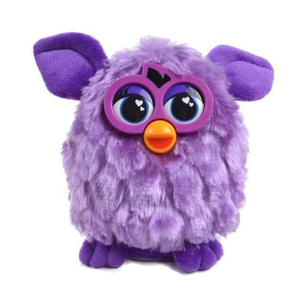 Talking Plush Phoebe Owl(17 CM)-Toy-purple-Khadiza Electricals
