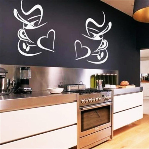 Love Wall Stickers for Home Decoration(40x28cm)-Non Electric Home Decor-[variant_title]-Khadiza Electricals