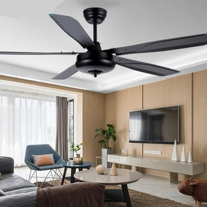 Variable Frequency Vintage Ceiling Fan