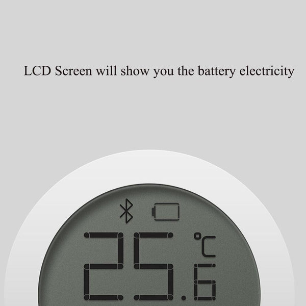 Bluetooth High Sensitive Hygrometer Thermometer with LCD Screen-Other Electrical Products-[variant_title]-Khadiza Electricals