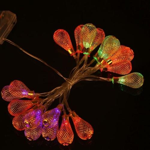 Decorative 20LED String Light-Decorative String Light-Multicolor-Khadiza Electricals