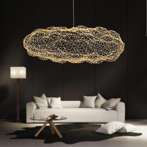 Creative Cloud Chandelier