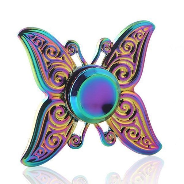 Colorful Fidget Spinners (Choose from Multiple Options)-Funny But Useful-23-Khadiza Electricals