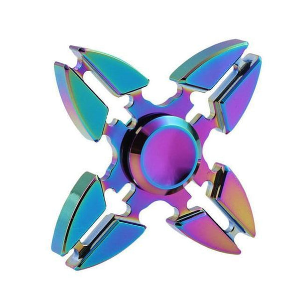 Colorful Fidget Spinners (Choose from Multiple Options)-Funny But Useful-8-Khadiza Electricals