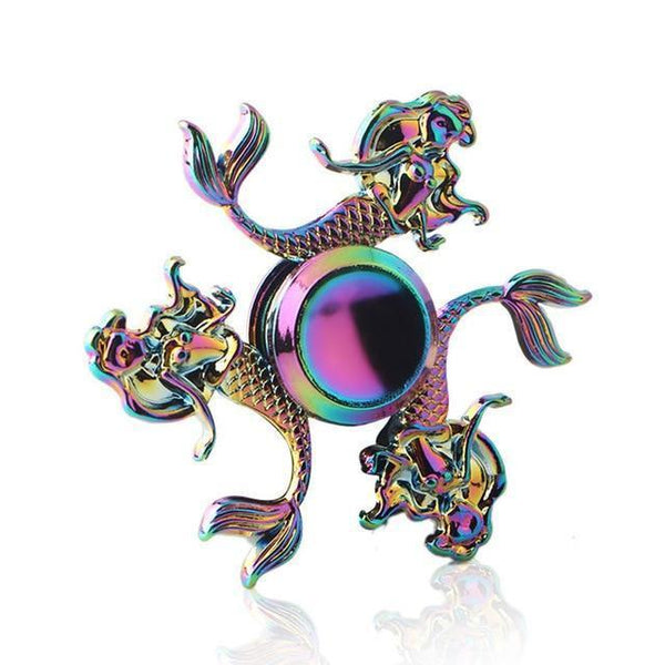 Colorful Fidget Spinners (Choose from Multiple Options)-Funny But Useful-3-Khadiza Electricals