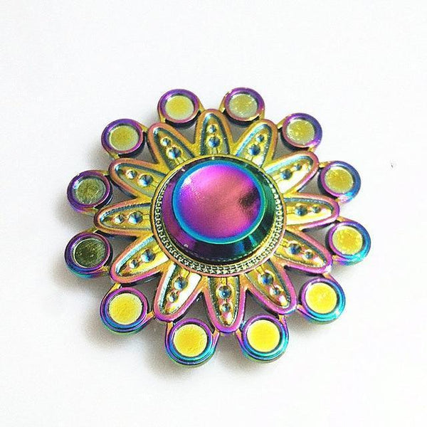 Colorful Fidget Spinners (Choose from Multiple Options)-Funny But Useful-25-Khadiza Electricals