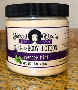 Silky Body Lotion