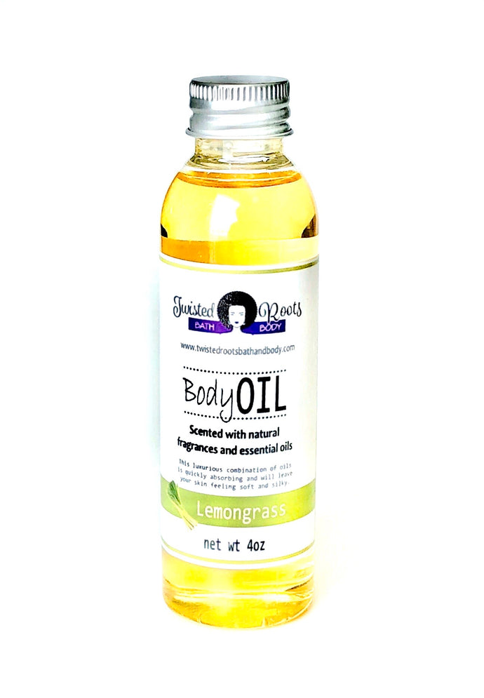 Twisted Body Oil