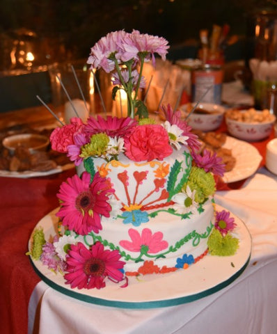 Mexican Fiesta - Hashtag Events - Cake