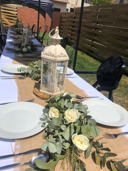 Woodland Baby Shower Table Decoration