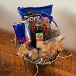 Men's Red Bull Gift Bucket