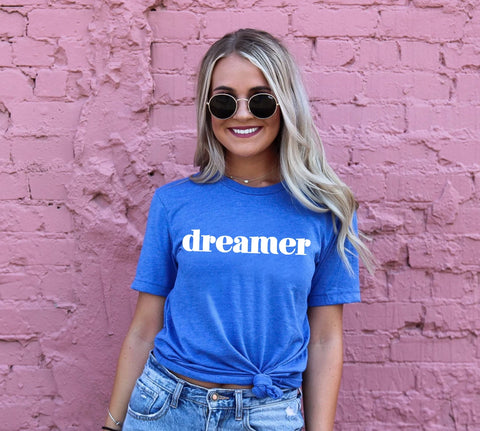 Dreamer Women's Graphic Tshirt