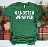 Gangster Wrapper Christmas Shirt