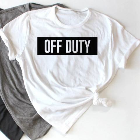 Off Duty Women's Graphic Tshirt