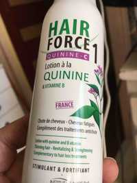 Hair Force One Quinine Anti chute