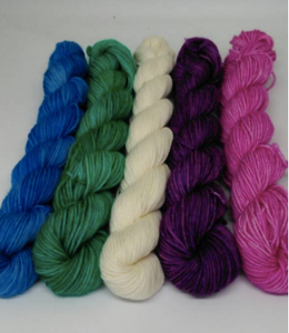 The Doctor - Little Skein Set