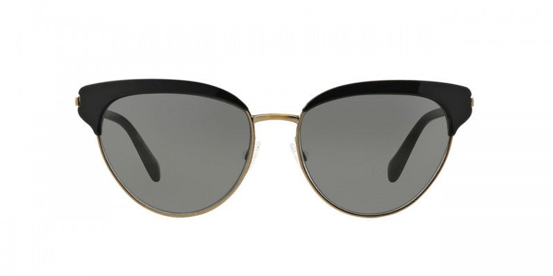 Oliver Peoples Josa in  Black/Antique Gold + Grey