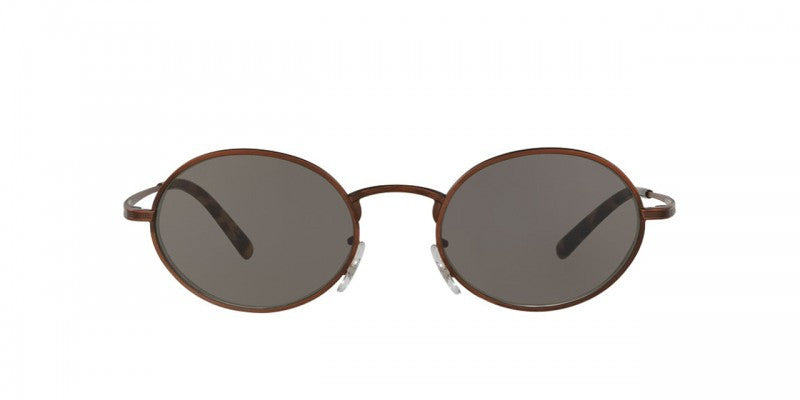 Oliver Peoples The Row Empire Suite in Vintage Brown + Grey Glass