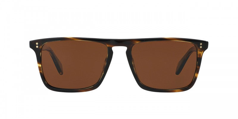 Oliver Peoples Bernardo in Cocobolo + Java Polar Glass