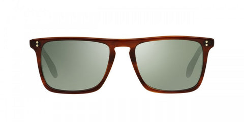 Oliver Peoples Bernardo in 402 + G-15 Goldtone Polar Glass