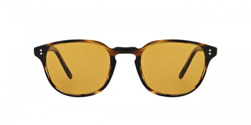 Oliver Peoples Fairmont Sun in Cocobolo + Champagne Photochromic Glass