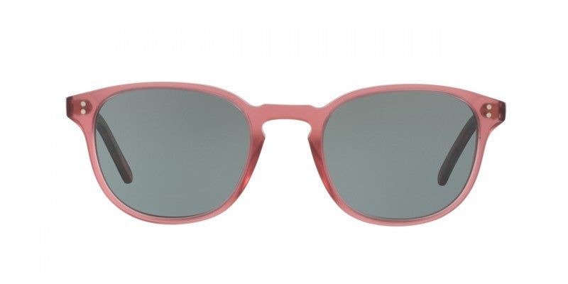 Oliver Peoples Fairmont Sun in Semi-Matte Vintage RBR + Indigo Photochromic Glass