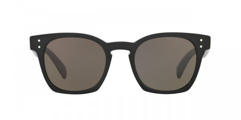Oliver Peoples Byredo in Black + Carbon Grey Glass