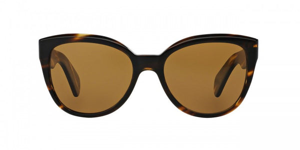 Oliver Peoples Abrie in Cocobolo + Brown Polar