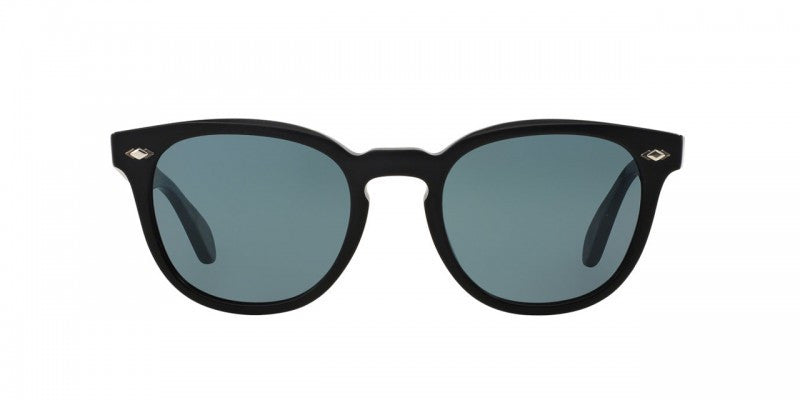 Oliver Peoples Sheldrake Plus in Matte Black + Indigo Photochromic Glass