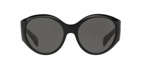 Oliver Peoples The Row Don't Bother Me in Black + Grey