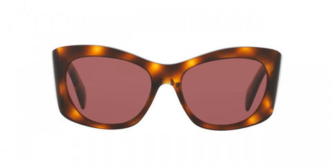 Oliver Peoples The Row Bother Me in Tortoise + Purple