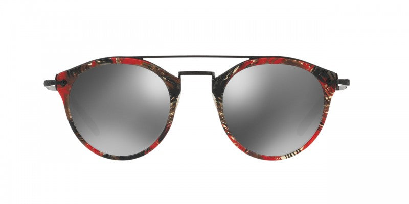 Oliver Peoples Remick for Alain Mikli in Palmier Rouge with Black Satin