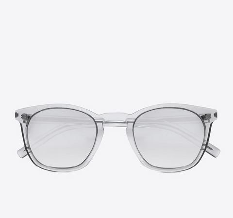 Saint Laurent CLASSIC SL 28 In Silver