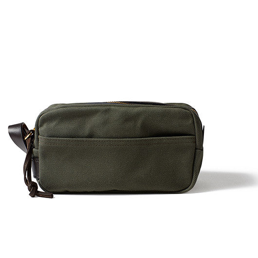 Filson Travel Kit in Otter Green