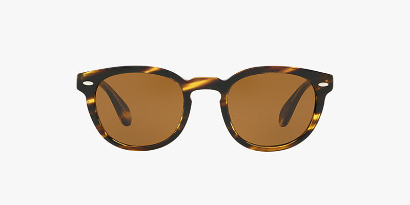Oliver Peoples Sheldrake Sun in  Cocobolo+ Brown Lens