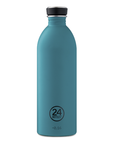 24 Bottles Bleu atlantique 1000ml