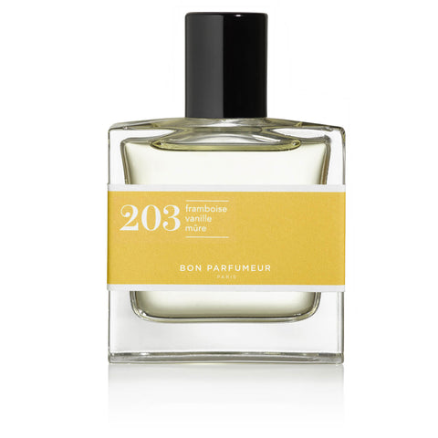 Bon Parfumeur - 203 raspberry vanilla blackberry 30ml