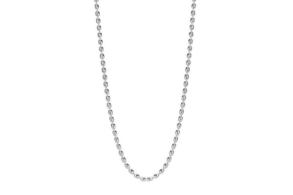 Kemmi Bead Chain in Silver
