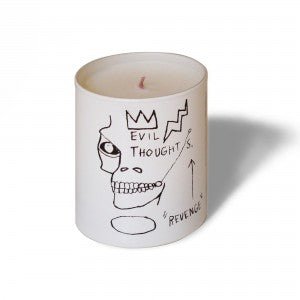 Bougie Jean-Michel Basquiat, Evil Thoughts