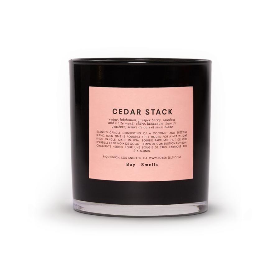 Boy Smells CEDAR STACK 240g
