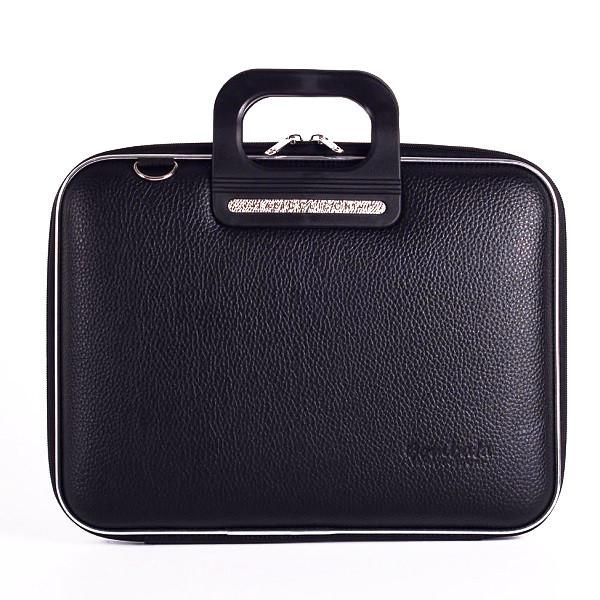 Bombata Bag Firenze Briefcase in Black