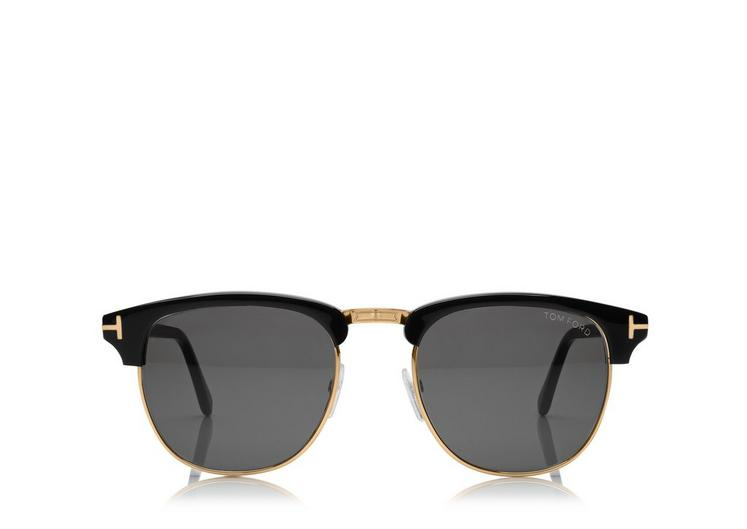 TOM FORD HENRY / BLACK