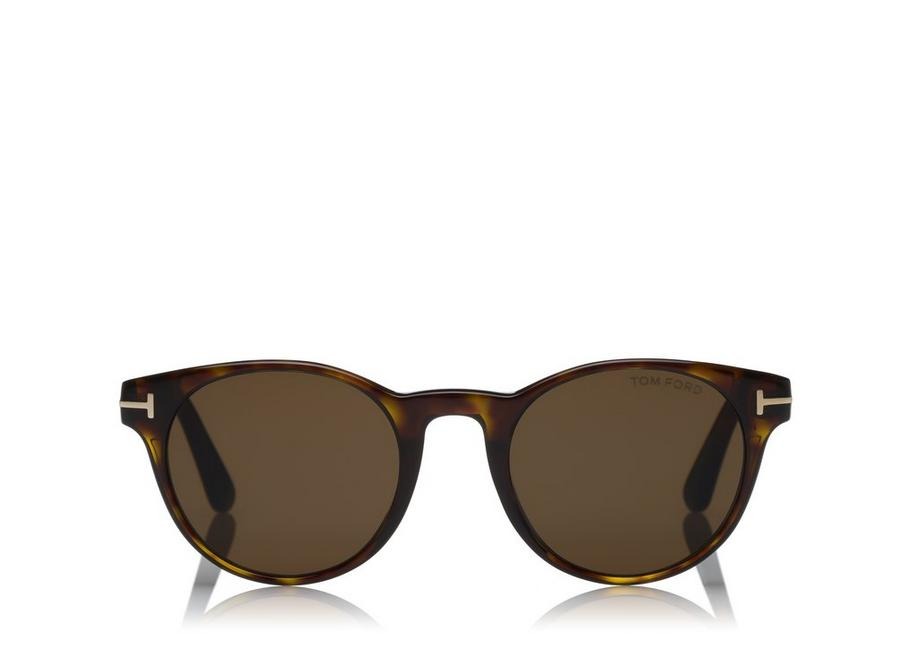 TOM FORD PALMER / DARK HAVANA