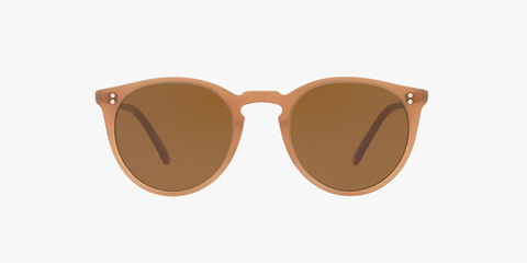 Oliver Peoples O'malley NYC in Topaz + Brown Lens