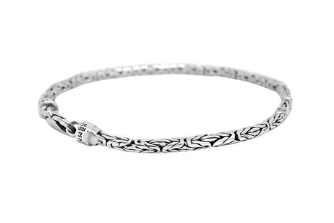 Kemmi Mini Elias Bracelet in Silver