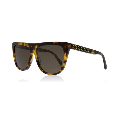 Stella McCartney Eyewear Havana Ladies Sunglasses